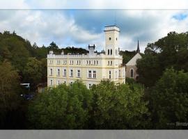 Hotel Štekl - Hrubá Skála, hotel v Hrubé Skále