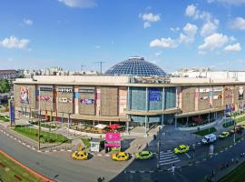 Domeview Apartment - Vitan Mall, hotel in Bucharest