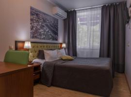 Мини Отель Квартира №2, отель в Москве