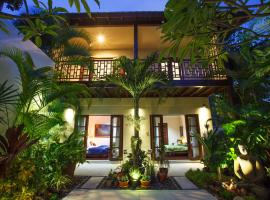 The Hideaway Suites Boutique Guesthouse, guest house in Choeng Mon Beach