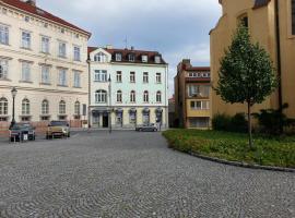 Penzion Asoft, ubytování v Příbrami