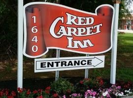 Red Carpet Inn - Louisville, hotel in Louisville