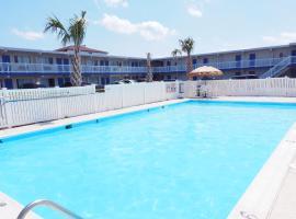 Seashire Inn & Suites, motel in Virginia Beach