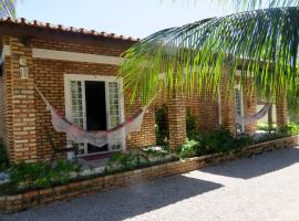 Chacara do Alemao, hotel with pools in Flecheiras
