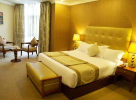 Jupiter International Hotel - Cazanchis, hotel in Addis Ababa