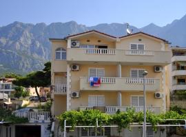 Apartments Ivica, room in Makarska