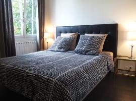 Bed and Breakfast Le patio, hôtel à Montigny-lès-Metz près de: Golf de La Grange-aux-Ormes