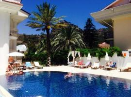 S3 Hotels Orange, hotel Oludenizben