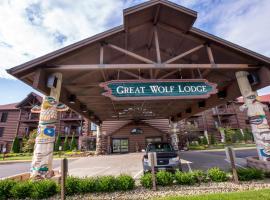 Great Wolf Lodge Sandusky, hotel near Kalahari Waterpark, Sandusky