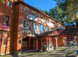 Гостиница Рубикон, отель во Владимире