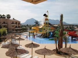 Albir Garden Resort, hotel en El Albir