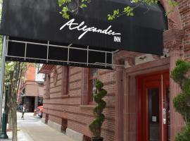 Alexander Inn, hotel near National Liberty Museum, Philadelphia