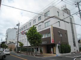 オカサンホテル、大垣市のホテル