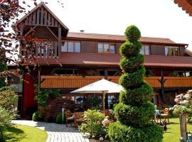 Hôtel à la Ferme, hotel dicht bij: Europa-Park Hoofdingang, Osthouse