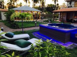 21 Palms, hotel in Las Galeras