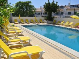 Apartamentos Solar do Sol, hotel in Albufeira