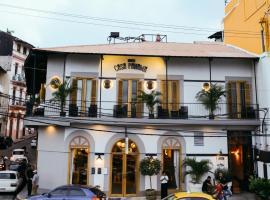 Hotel Casa Panama, hotel in Panama City