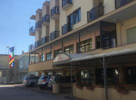 Hotel Diamante, hotel a Rimini, Torre Pedrera