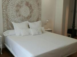 Los Amigos Vip Rooms, hotel familiar a Madrid