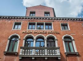 Aqua Palace, hotel en Venecia