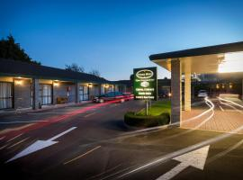 Avenue Motel Palmerston North, motel in Palmerston North