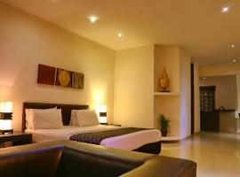 East Suites、パタヤ・サウスのホテル