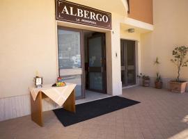 Albergo La Principessa, hotel in Alcamo