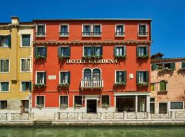 Hotel Gardena, hôtel à Venise (Santa Croce)