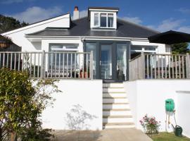 Linton Luxury Holiday Home, villa in Mevagissey