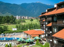 Balkan Jewel Resort & Chalets, хотел в Банско