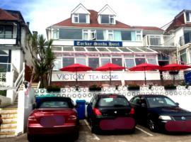 Torbay Sands Hotel, hotel en Paignton