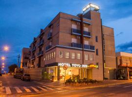 Hotel Toyo Inn, hotel em Boituva