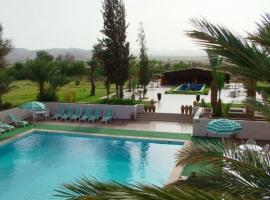 Le Zat, hôtel à Ouarzazate