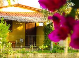 Pousada Sitio Araça, guest house in São Miguel dos Milagres