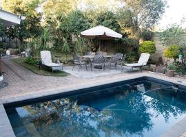 79 On Ridge Bed and Breakfast, hotel in Pietermaritzburg