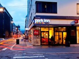 Park Inn by Radisson Oslo, hotel in Oslo