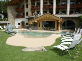 Eco Wellness Hotel Notre Maison, hotel a Cogne