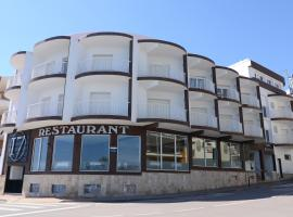 Rallye Hotel, hotel a l'Escala