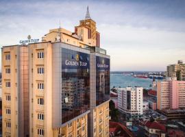 Golden Tulip Dar Es Salaam City Center Hotel, hotel in Dar es Salaam