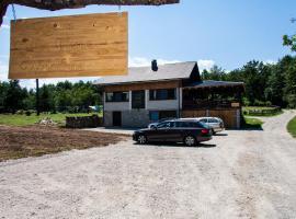 B&B Villa Nena, hotel in Plitvica selo
