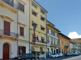 Hotel Pardini, отель в Виареджо