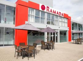 Ramada Milton Keynes, hotel near St Andrews Hospital Golf Club, Milton Keynes
