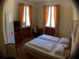 Hotel zum Erbprinzen, hotel near Schwetzingen Palace, Schwetzingen