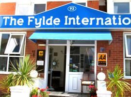 The Fylde International Guest House, hotel near Marton Mere Local Nature Reserve, Blackpool