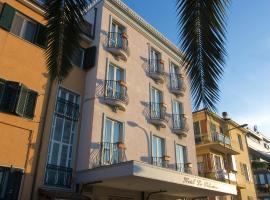 Hotel La Palazzina, hotel a San Benedetto del Tronto