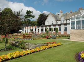 Pitbauchlie House Hotel, golf hotel in Dunfermline