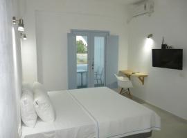 Daylight Hotel, hotel Períszában