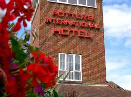 Potters International Hotel, hotel near Lakeside Country Club, Aldershot