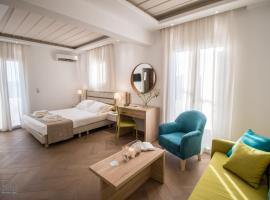 Polis Boutique Hotel, hotel near Archaeological Museum of Naxos, Naxos Chora