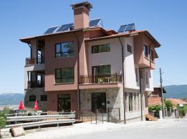Sveti Nikola Family Hotel Sapareva Banya, Hotel in Saparewa Banja